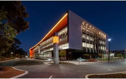 Perth Airport - Bravo Building  Copyright Brian Smyth