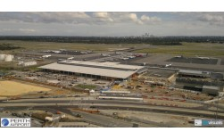 Perth Airport T2 Domestic Terminal  Copyright Perth Airport Pty Ltd